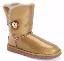 UGG Australia Metallic Gold Boots for Women for sale   eBay
