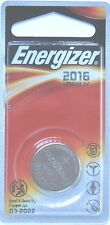 Energizer CR2016 Coin/Button Cell Single Use Batteries