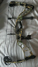 Hoyt Powermax With Accessories Ready To Shoot.