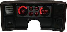 Intellitronix 1978-1988 Monte Carlo DIGITAL Dash Panel Red LED Direct Fit Gauges