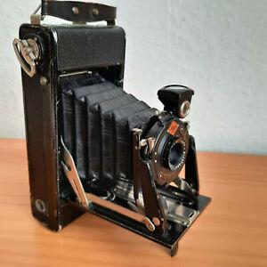 Antike Kamera Agfa, defekt, Rollbildkamera, Nachlass