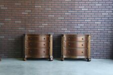 Nightstands ~ Bedside Chests ~ Tuscany Night Tables by Ethan Allen ~ A Pair