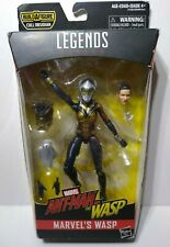 Marvel Legends Ant-Man And The Wasp Hasbro Action Figure Cull Obsidian BAF Wasp