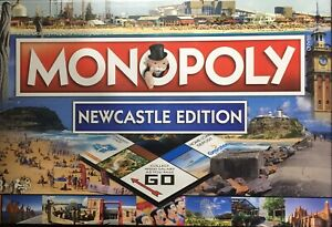 Monopoly Newcastle Edition