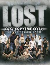 Lost Revelations Card Album