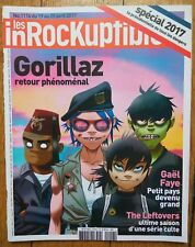 INROCKUPTIBLES GORILLAZ GAEL FAYE ORCHESTRA BAOBAB THE LEFTOVERS TIMBER TIMBRE