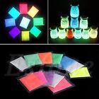 Fluorescent Super Bright Glow in the Dark Powder Luminous Pigment Powder