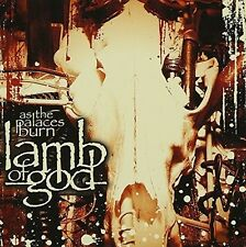 Lamb of God - As the Palaces Burn [New CD] Holland - Import