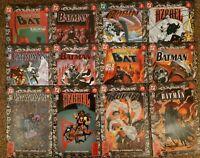 DC COMICS | BATMAN | CONTAGION STORYLINE | 1996 | 12 COMICS