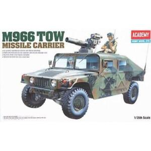 Academy 13250 1/35 M-966 Hummer With Tow Plastic Model Kit Brand New