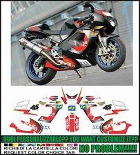 kit adesivi stickers compatibili RSV 1000 2003 R COLIN EDWARDS