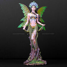 Goddess of Nature Elemental Queen Fairy Statue Figurine Best Home Collectibles