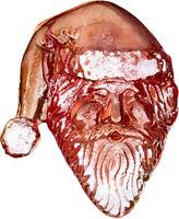 "Kosta Boda  Kjell Engman  Portrait ""Father Christmas"""