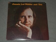 Jimmie Lee Holder and You~Christian Gospel~AUTOGRAPHED LP & Headshot~FAST SHIP!