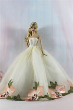 Fashion Royalty Princess Dress/Clothes/Gown For Barbie Doll S511