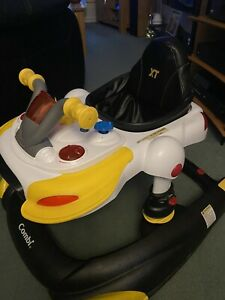 Steelcraft Roadster Baby Combo Walker