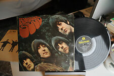 "THE BEATLES - RUBBER SOUL - VINILE LP 33 GIRI - 12"" - EX U.K. PMC 1267 1965 MONO"