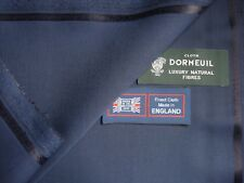 DORMEUIL 50%COTTON, 20% LINEN,15%WOOL,15% MOHAIR SUITING/JACKETING FABRIC- 2.0 m