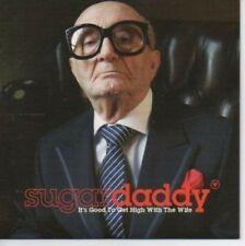(AE375) Sugar Daddy, It's Good To Get High With - DJ CD