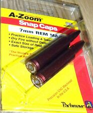 A-Zoom Precision Metal Snap Caps for 7mm Rem Mag # 12252 *  New!