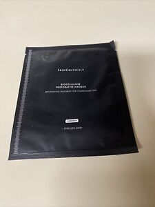 SKINCEUTICALS...Biocellulose Restorative Masque. ( 1 SHEET..UNBOXED..NEW)