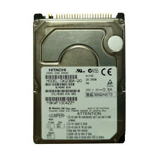 "Hitachi 20GB DK23BA-20/E 4200RPM PATA/IDE/EIDE 2.5"" Laptop HDD Hard Disk Drive"