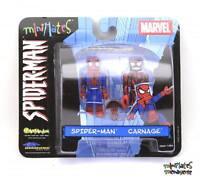 Marvel Minimates Series 2 Spider-Man & Carnage