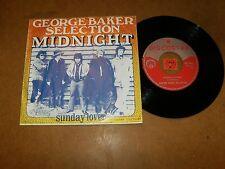 GEORGE BAKER SELECTION - MIDNIGHT - SUNDAY LOVER    / LISTEN - POP