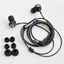 Marshall Pro Remote In-Ear Mode EQ Black Earphones Headphones Earbuds Microphone