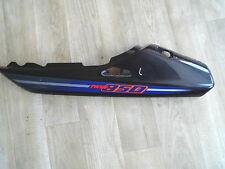 E2. Yamaha TDM 850 3VD carena laterale sx. Carenatura Coda posteriore Sedile