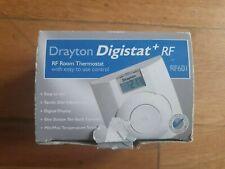 Drayton Digistat RF601 Wireless Room Programmable Thermostat boiler plus