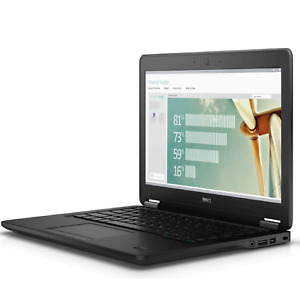 "Dell Latitude E7250 12.5"" Ultrabook (Intel i5-5300U, 256GB SSD, 8GB RAM, Webcam)"