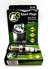 E3.48 E3 Premium Automotive Spark Plugs - 6 SPARK PLUGS