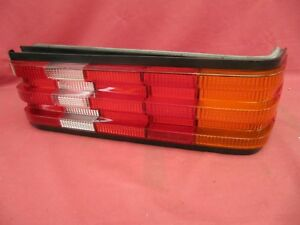 NOS Mercedes-Benz W201 190E Right Tail Light Lens RS Germany
