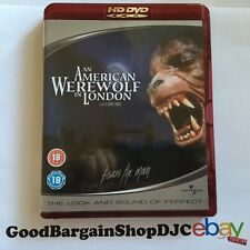 An American Werewolf In London (HD DVD, 2007)