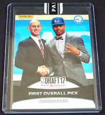 Markelle Fultz- 2017 Panini Instant NBA Draft RC VIP Party 4/25 RARE 76ers