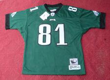 Vintage Mitchell & Ness NFL Philadelphia Eagles Terrel Owens #81 Jersey Size 50.
