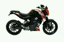 KTM 200 cc 2011 + sur Duke Fender Eliminator Queue Tidy EVOTECH Performance