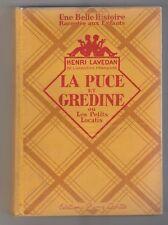 La puce et Gredine ou les petits Locatis Henri Lavedan