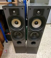 More details for set of vintage paradigm reference studio 80 floor standing speakers - cis s68