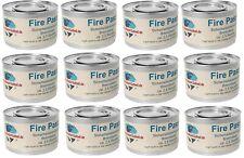 12 Dosen Sicherheits Brennpaste Brenngel für Chafing-Dish Speisewärmer