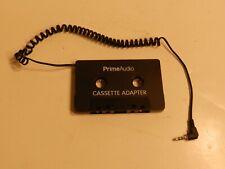 Prime Audio Cassette Adaptor For iPod/Mp3/Cd/iPhone