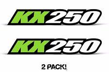AMR Racing Kawasaki KX 250 Swingarm Graphic Number Plate Decal Sticker Part