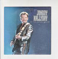 Johnny HALLYDAY CD 12cm JE N'AI JAMAIS PLEURE -PERSONNE D'AUTRE 9838239 F Rèduit