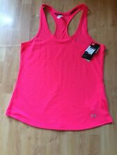 Under Armour Streaker Tank Top Ladies Size 16-18 Large *BRAND NEW*