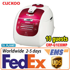 10 Cup CUCKOO General Pressure Warmer Cooking Rice Cooker CRP-G1030M 220V