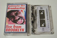 FUNKMASTER FLEX - LIVE #3 / FROM BROOKLYN CASSETTE (TAPE KINGZ) Master P 2Pac