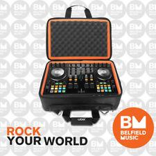 UDG U9103BL/OR Ultimate MIDI Controller Backpack Small Black / Orange NI S4 - BM