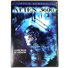 Alien 3000 aka Unseen Evil 2 Dvd 2004 Horror Sci-Fi Movie B-Movie Lorenzo Lamas