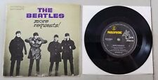 RARE AUSTRALIA GEPO 70014 THE BEATLES MORE REQUESTS VINYL EP 45 RECORD RE14